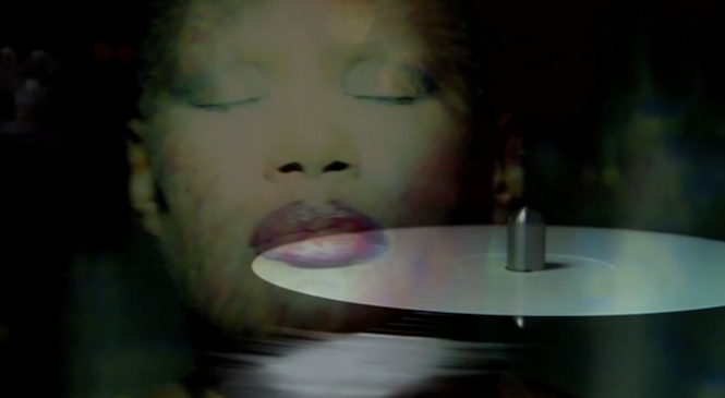 Preview of Chris Levine 3D holographic portraits of Grace Jones