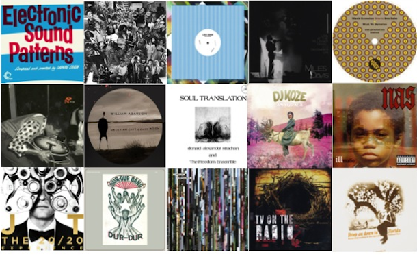 Top 15 Vinyl Releases (18th-24th March)