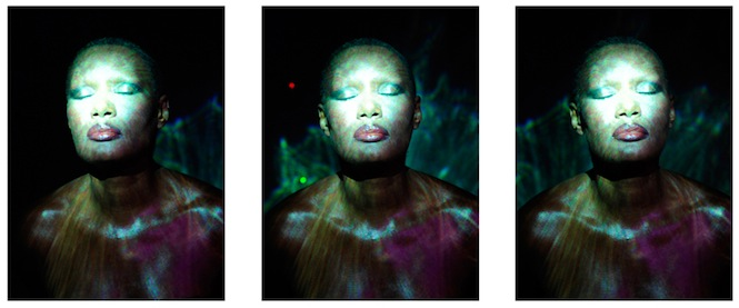 Stillness at the Speed of Light: Grace Jones by Chris Levine (30th April – 14th May)