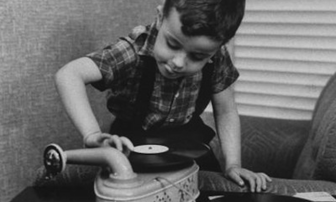 18-24 year olds responsible for resurgent vinyl sales; but 27% don't even own turntables