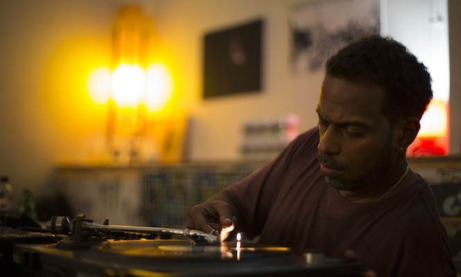 Sample philosophy: An evening with Theo Parrish and Gilles Peterson for the Steve Reid Foundation