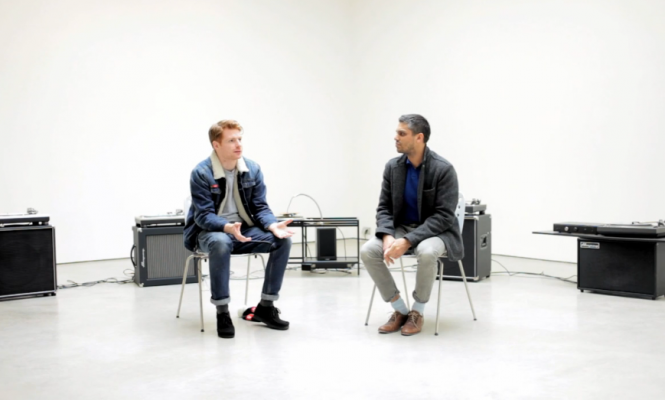 "From Kraftwerk to Derrick May: Haroon Mirza and Dave ""Jellyman"" Maclean discuss the relationship between art and electronic music"