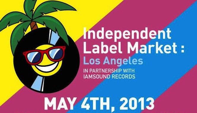 Independent Label Market returns to Los Angeles this weekend; IAMSOUND, Stones Throw, Ninja Tune and Delicious Vinyl to feature
