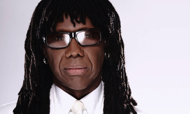 An brief introduction to Nile Rodgers in 7 records