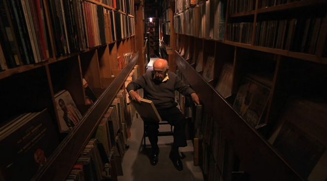 """88 year old """"Music Man Murray"""" finds a home for his record collection"""