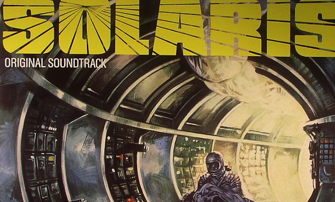 Russian sci-fi epic Solaris to get rare vinyl reissue