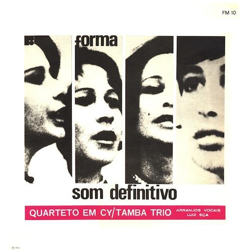 Quarteto em Cy & Tamba Trio - Agua de Beber