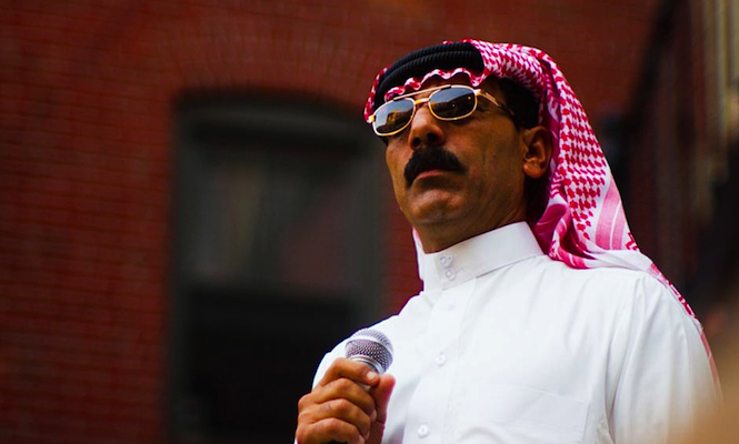 Omar Souleyman's Four Tet produced debut LP gets vinyl release; not as limited as you may think