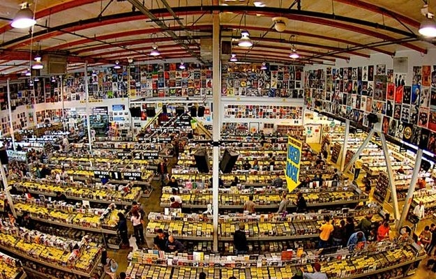 27 record stores you have to shop at before you die