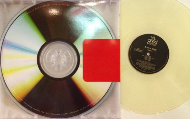 Kanye West <em>Yeezus</em> vinyl bootleg surfaces and then disappears