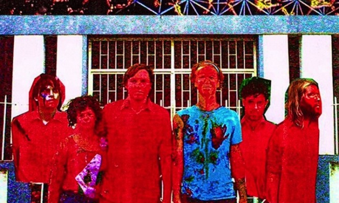 "Arcade Fire release map of independent record stores to stock new 12″ single ""Reflektor"""