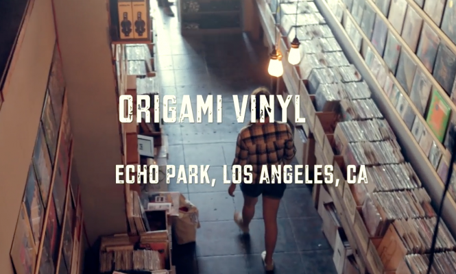 Behind The Counter in Los Angeles: Origami Vinyl pick their top 5 new releases
