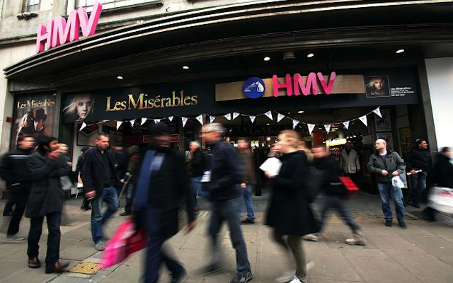 hmv-returns-to-flagship-oxford-street-store-this-weekend