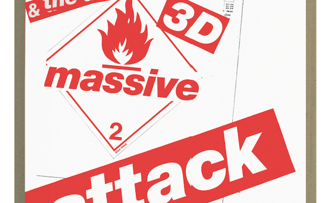 <em>3D and the art of Massive Attack</em>; limited edition vinyl box set available for pre-order now