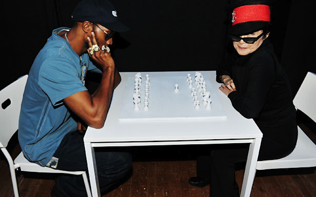 Yoko Ono to release 10″ with Wu Tang Clan's RZA