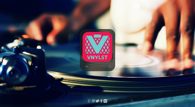 The new app for record lovers: Vnylst launch crowd-funding initiative