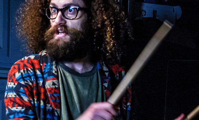 Library LPs to Turkish funk: Watch Gaslamp Killer reveal his favourite records to sample from