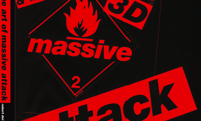 <em>3D and the art of Massive Attack</em> hardback edition available for pre-order now