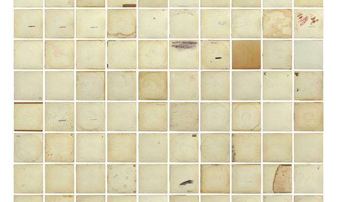 artist-layers-100-unique-copies-of-the-beatles-white-album-for-original-vinyl-release