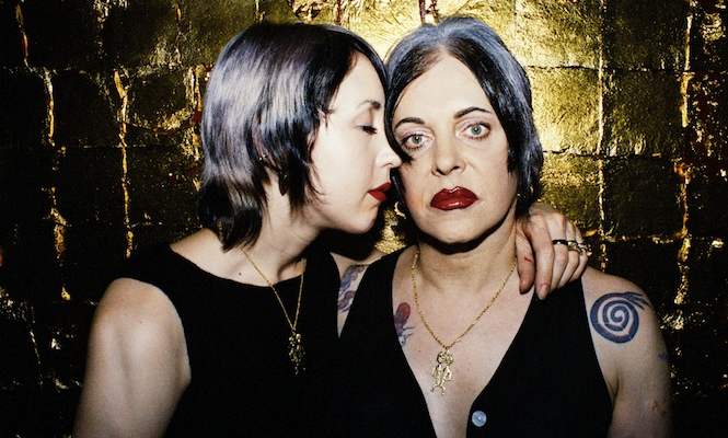 Photos: Intimate images from the life and work of Throbbing Gristle's Genesis Breyer P-Orridge