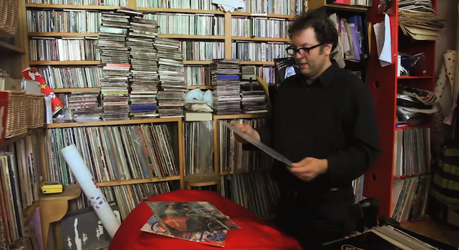 """What I've amassed here is the autonomy to choose"": Inside Pete Paphides' private record collection"
