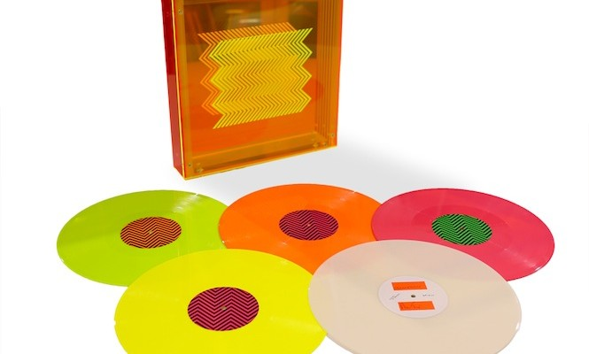 Photos: Unpacking Pet Shop Boys' limited edition Electric box
