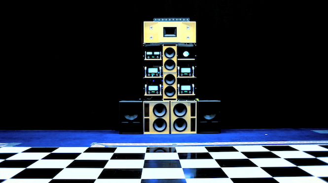 James Murphy & 2ManyDJs bring vinyl-only Despacio soundsystem to London this week