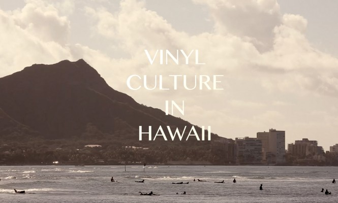 Record shopping in paradise: Watch our mini-doc about vinyl culture in Hawaii