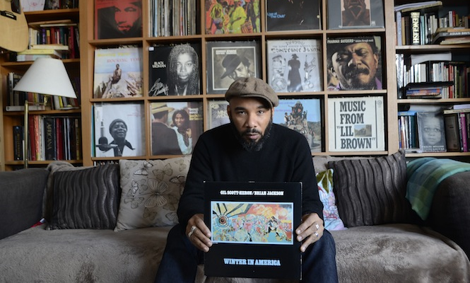 Influences: Poet and vocalist Anthony Joseph on the music of Gil Scott-Heron