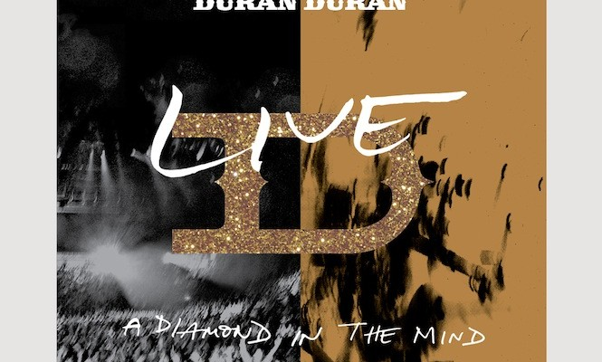 Pre-order Duran Duran&#8217;s first live vinyl in a decade <em>A Diamond In The Mind</em>, complete with stunning diamond dust artwork