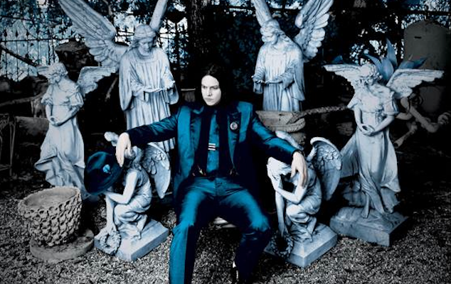"""Jack White plans """"world's fastest record"""" for Record Store Day"""