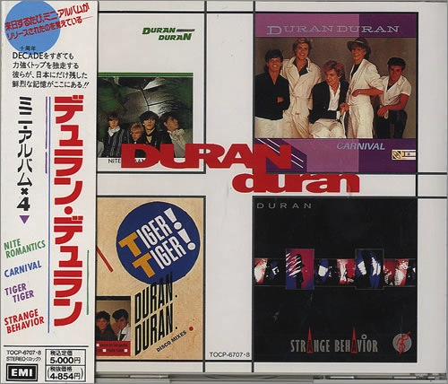 Diamonds In The Rough 15 Essential Duran Duran Rarities