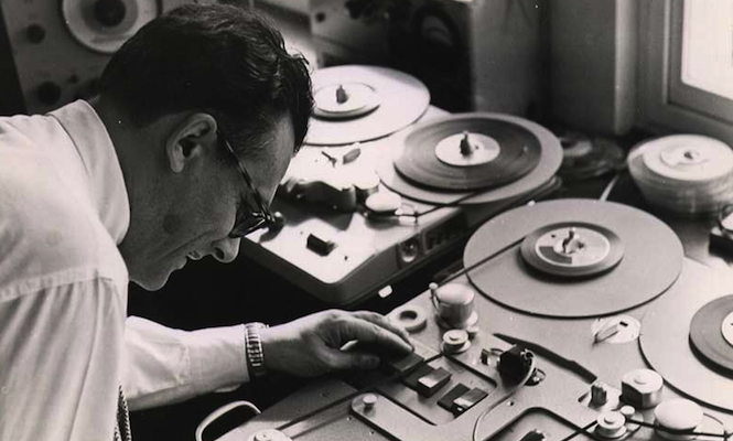The greatest electronic albums of the 1950s and 1960s