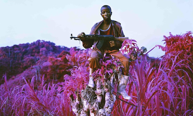Richard Mosse wins prestigious Deutsche Börse Photography Prize