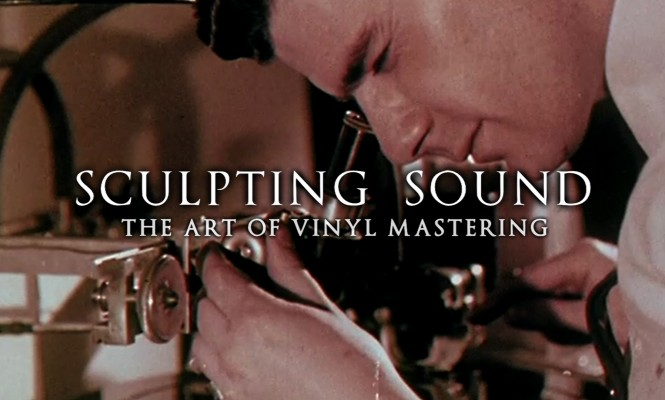 Watch our new short film on the art of vinyl mastering