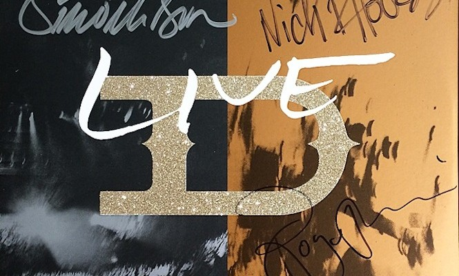 Win one of five signed copies of Duran Duran&#8217;s new live album <em>A Diamond In The Mind</em>