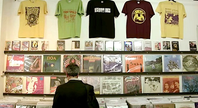 Watch a short film on the best record shops in Brussels