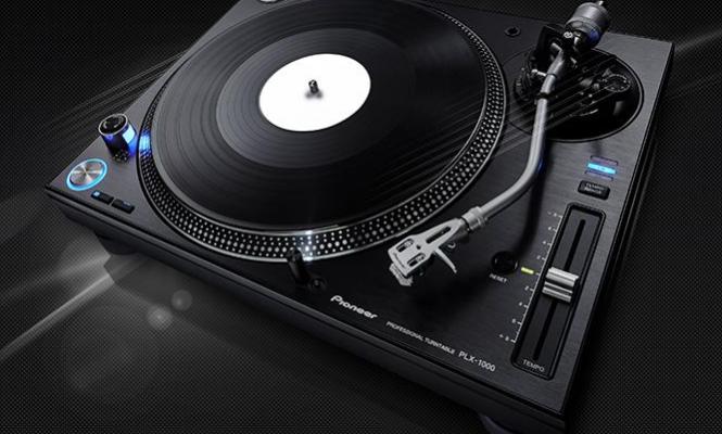 Pioneer unveils new professional PLX-1000 turntable