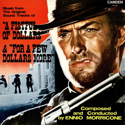 Ennio Morricone_ a fistful of dollars