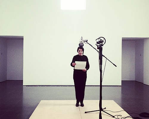 Performance artist Marina Abramovic follows up Jay Z collaboration with a solo record