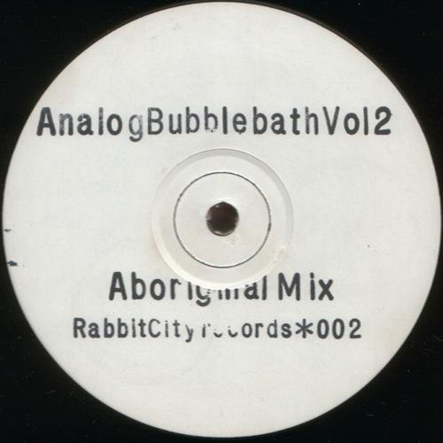 Analog BUblebath2