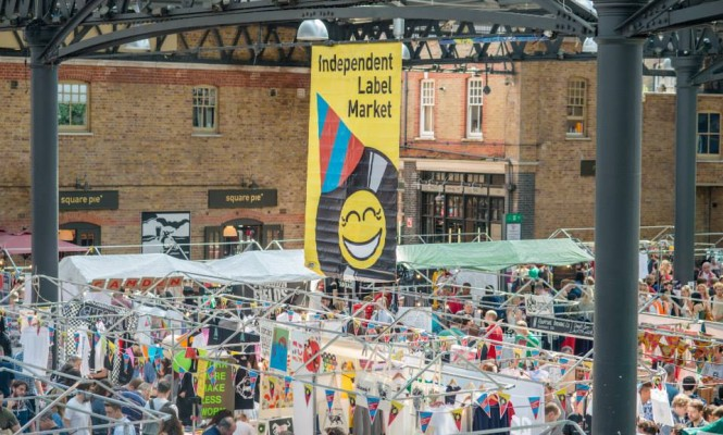 Independent Label Market returns to Scotland for Edinburgh launch this weekend