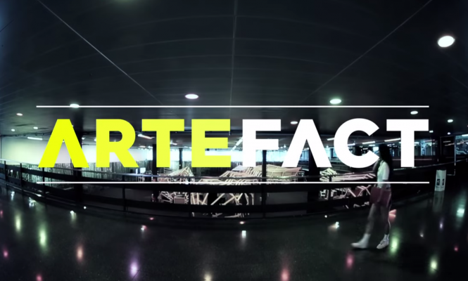 Ben Frost, Plastikman and Carsten Nicolai featured in the latest episode of A/V series ARTEFACT