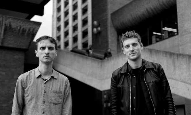 Stream These New Puritans' 'Spitting Stars' – a new track recorded live at the Barbican