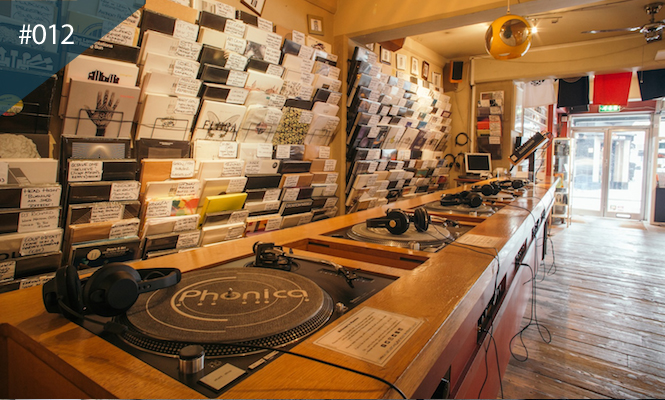 The world's best record shops #012: Phonica Records, London