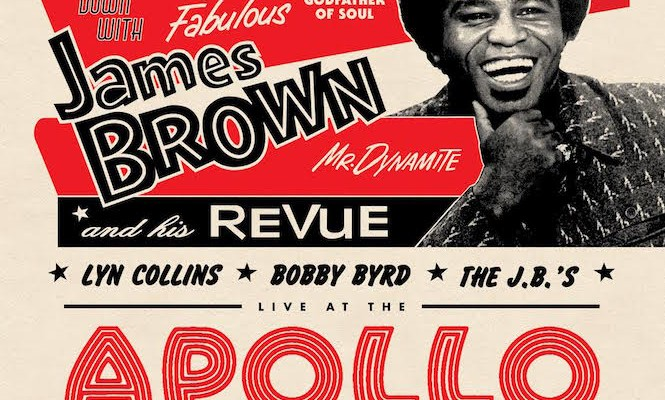 Lost volume from James Brown <em>Live At The Apollo</em> gets first vinyl release
