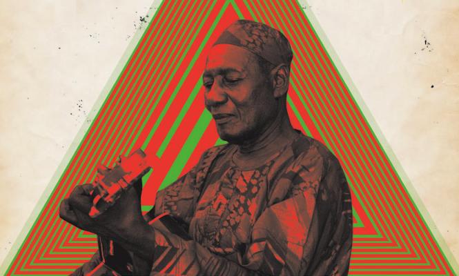 An introduction to the funky Ghanaian afrobeat of Ebo Taylor
