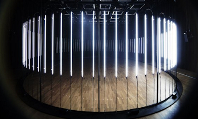 Raster-Noton&#8217;s <em>White Circle</em> installation to open in Halle Am Berghain
