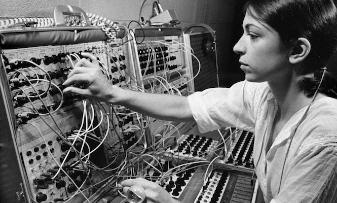 Suzanne Ciani's 1975 Buchla Concerts get vinyl release from Finders Keepers