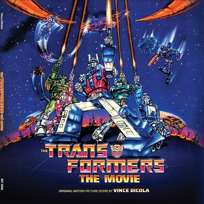 Transformers The Movie Soundtrack To Be Released On Vinyl